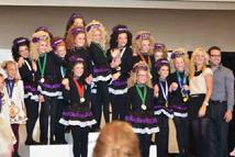 Celtic Steps Earns Top Placements for Colorado, World and National Irish Dance again for 2011!