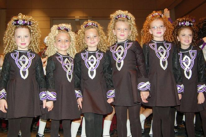 Irish Dancing for Kids in Colorado Springs and Denver